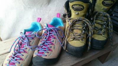 足元が一番大事!野外フェスにぴったりの靴を考えよう!