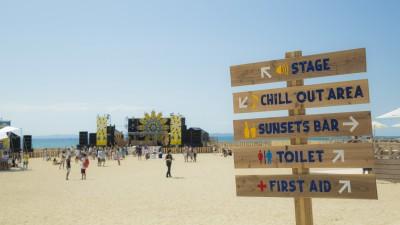 イビサ発「CORONA SUNSETS FESTIVAL」今年も沖縄で開催決定!