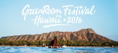 GREENROOM FESTIVAL Hawaii'16 第1弾アーティスト発表でDef Tech、SPECIAL OTHERS