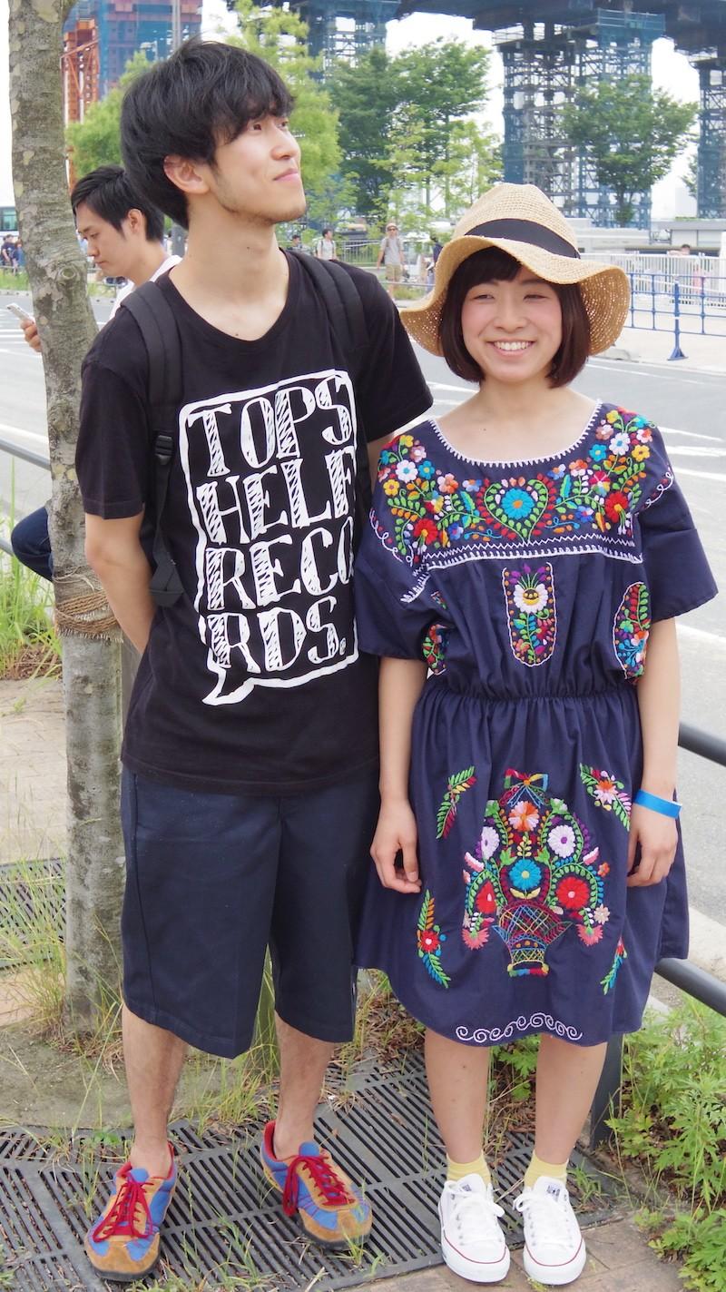 NAME:ShunOnoさん / あめさん BEER:毬花-Marihana-(コエドブルワリー)