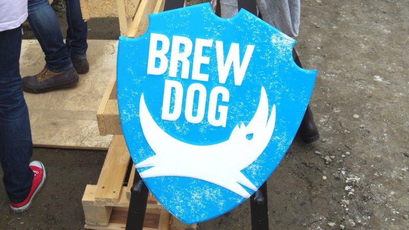 骨太なスピリットでビールを作り続けるブリュードッグ(スコットランド)。 ロック好きのなかでの支持率がかなり高いという噂も!