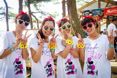 ファッションでも弾けちゃえ♪ROCK IN JAPAN FESTIVAL 2016ファッションスナップ