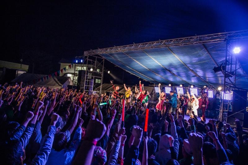 ©AOMORI ROCK FESTIVAL '15〜夏の魔物〜