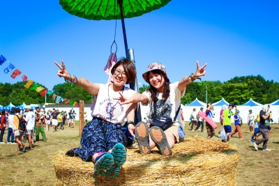 「RISING SUN ROCK FESTIVAL 2016 in EZO」フォトレポート&来場者スナップ