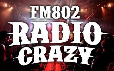関西が誇るロックの大忘年会「RADIO CRAZY」今年も開催決定!