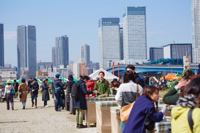 お台場開催のアウトドア大博覧会「TOKYO OUTDOOR WEEKEND」が2017年3月に開催