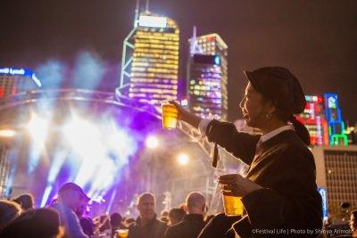 香港都市型フェス「Clockenflap 2017」は11月17〜19日に開催決定!昨年度のフォトレポートも