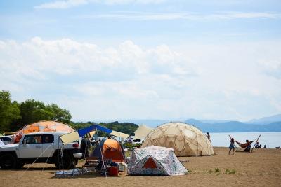 福島のキャンプインフェス「GO OUT CAMP猪苗代 vol.4」6月に開催決定