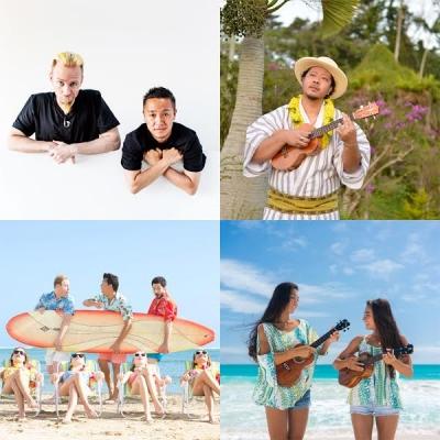 「GREENROOM FESTIVAL Hawaii '17」第1弾発表でDef Techら4組決定