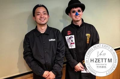 FM802 DJ竹内琢也が気になる人にインタビュー vol.03 | H ZETT M
