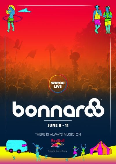 【6月9日AM9:00スタート】Red Bull TVがアメリカの老舗フェス「Bonnaroo Music & Arts Festival」をライブ配信