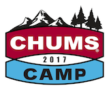 CHUMS CAMP 2017 LOGO