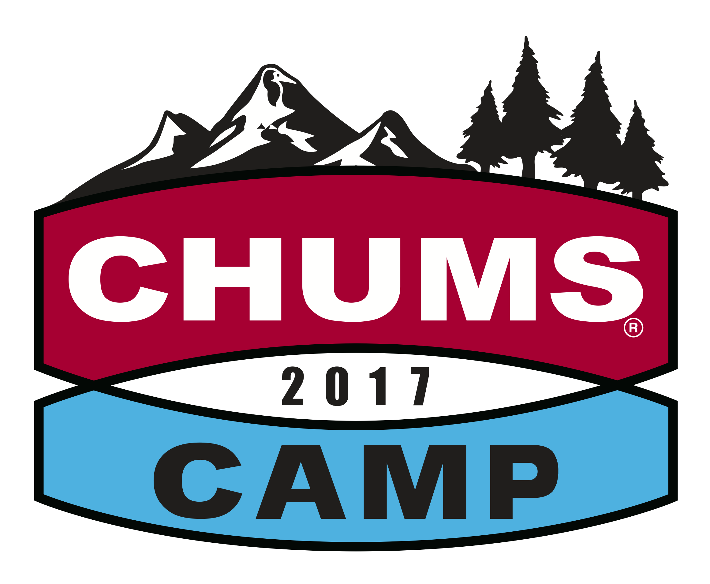 CHUMS CAMP 2017 LOGO