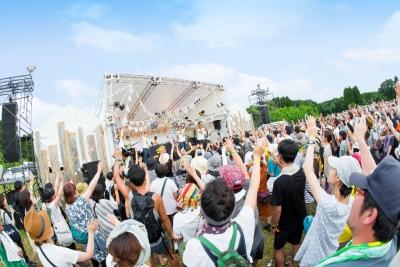 「PEANUTS CAMP 2017」第4弾でかせきさいだぁ、大木温之(Theピーズ)ら決定&会場マップ公開