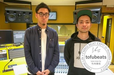 FM802 DJ竹内琢也が気になるあの人にインタビュー vol.07 | tofubeats