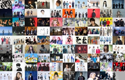 「FM802 MINAMI WHEEL 2017」第1弾発表でAwesome City Club、Homecomingsら90組出演決定