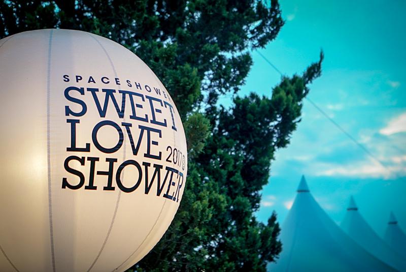 【ラブシャな景色】SWEET LOVE SHOWER 2017会場スナップ【夜編】