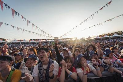 「ROCK IN JAPAN FESTIVAL 2017」全日程の合計来場者数は、27万4,000人