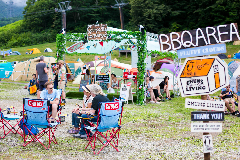 【FUJI ROCK FESTIVAL'17 】今年のフジロックの変更ポイント&新設されたキャンプサイトのステージをレポート