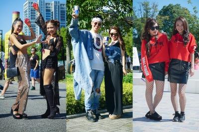 今年のトレンドはスポーツミックスとスペーシー!「ULTRA JAPAN 2017」来場者スナップ
