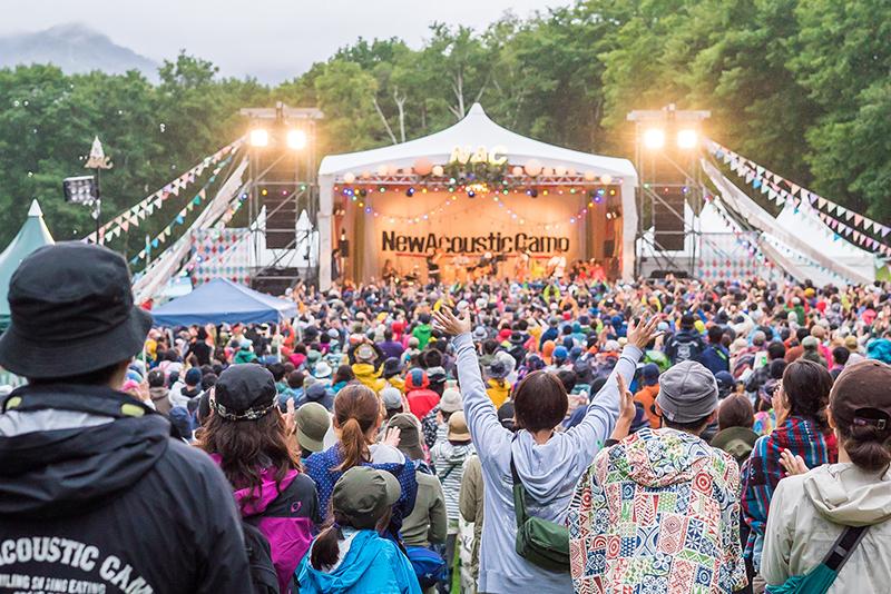 自然×音楽×遊びがひとつになる「New Acoustic Camp 2017」フォトレポート