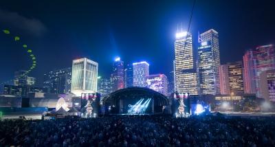 香港開催フェス「Clockenflap」の2018年の開催日程は、11月9〜11日に決定