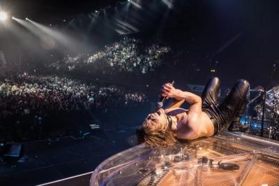 X JAPANが「コーチェラ・フェスティバル」に出演決定!YOSHIKI手術後、初のフルステージ復帰