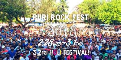 インド開催「PURI ROCK FESTIVAL」にモーモールルギャバン出演!日本からの観覧ツアーも募集中