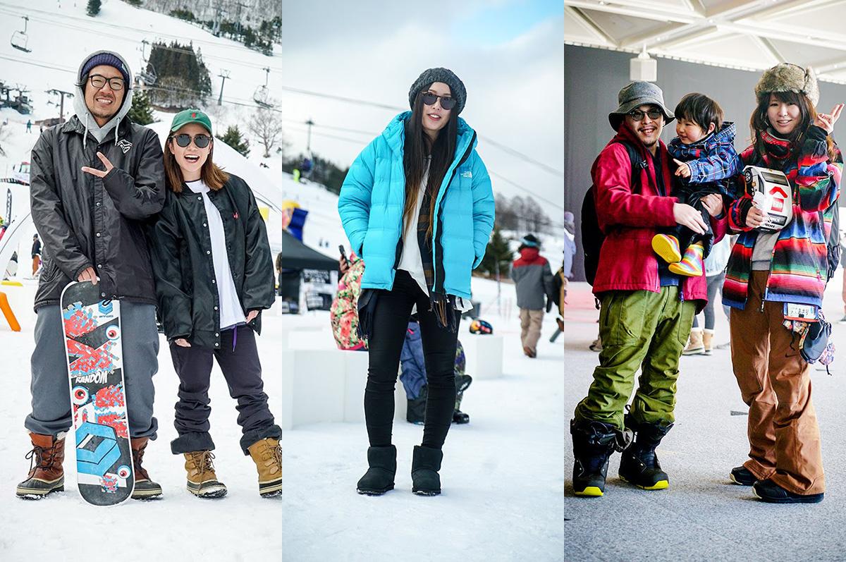 苗場で初開催の冬フェス「Snow Light Festival」フォトレポート&来場者スナップ