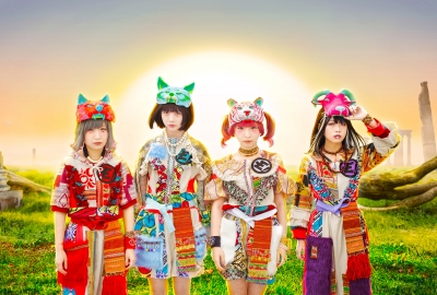 アイドルが軸の音楽フェス「 ビバラポップ!」第2弾発表で、ゆるめるモ!ら決定