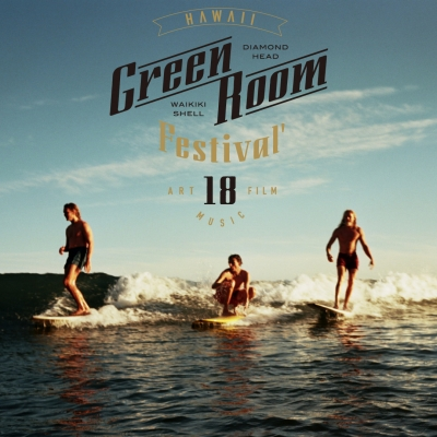 「GREENROOM FESTIVAL Hawaii'18」第1弾発表で、The Babe Rainbow出演決定