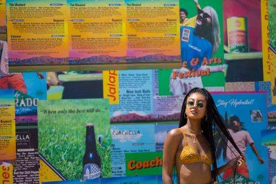 夏フェスのスタイリングに取り入れたい!「Coachella 2018」で見つけた女子フェスファッショントレンド