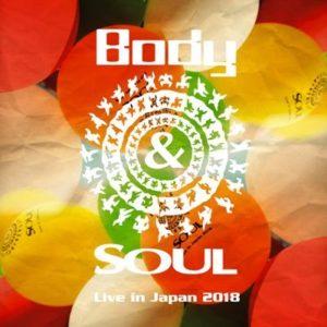 Body & SOUL Live in Japan
