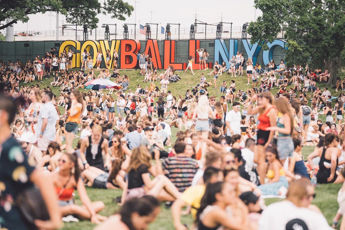 お洒落ニューヨーカーが集まる「Governors Ball」で見つけたフェスファッショントレンド