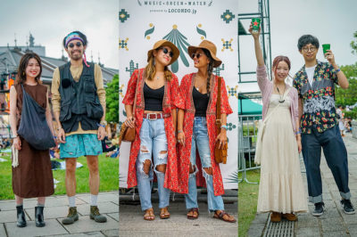 GREENROOM主催の緑あふれる音楽フェスとは?「Local Green Festival」フォトレポート&来場者スナップ