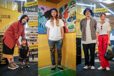 伊勢丹新宿店がフェス会場に!?「SOUL CAMP 2018 @ ISETAN」フォトレポート