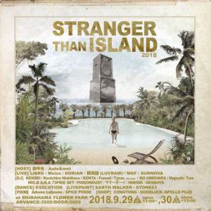 STRANGER THAN ISLAND