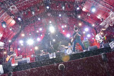 今年20回目の開催を迎えた「RISING SUN ROCK FESTIVAL 2018 in EZO」のライブ&コメント映像が「GYAO!」で無料配信