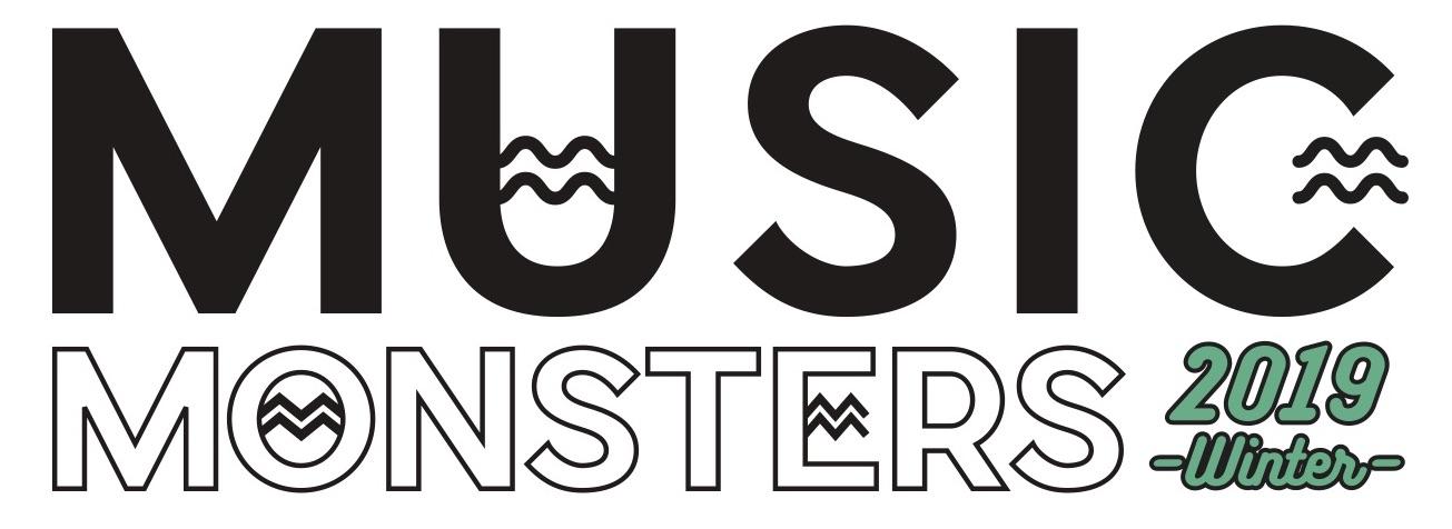都市型音楽フェス「DISK GARAGE MUSIC MONSTERS -2019 winter-」第1弾出演アーティスト発表