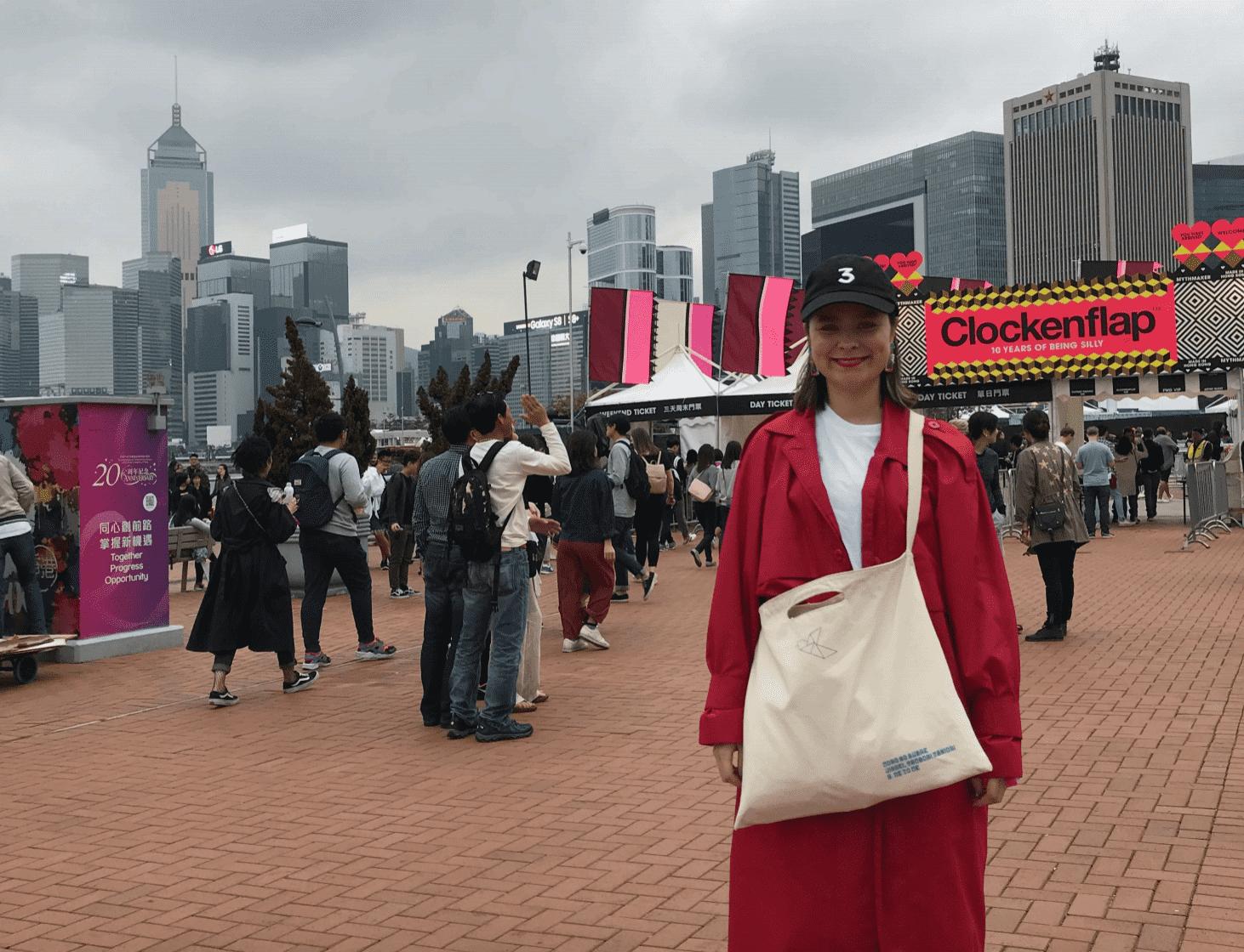 【香港Clockenflap】初心者&ビギナー向けガイド〜アクセス・宿泊・服装・フード事情〜
