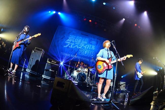 10代限定音楽フェス「未確認フェスティバル2018」コンピアルバム発売決定