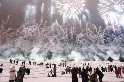 雪上野外フェス「豪雪JAM2019」開催決定&第1弾発表で、LUCKY TAPES、MONO NO AWARE、 DE DE MOUSEの3組が決定