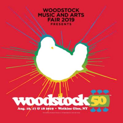 【海外フェス】ウッドストック50周年を記念した「Woodstock 50」開催決定
