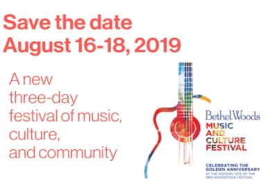 【海外フェス】ウッドストック50周年フェス「Bethel Woods Music and Culture Festival」に、リンゴ・スター、サンタナら出演決定