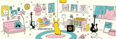 「ARABAKI ROCK FEST.19」第3弾アーティスト発表で21組が追加