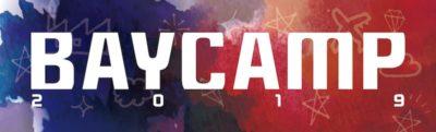 9月開催「BAYCAMP2019」第5弾発表で、ヤバイTシャツ屋さん、ニューロティカら12組追加