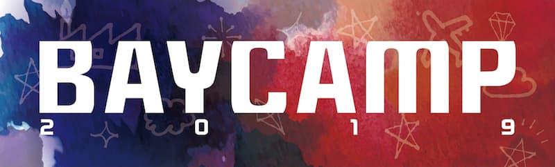 9月開催「BAYCAMP2019」第3弾発表で、9mm Parabellum Bullet、サンボマスターら19組追加