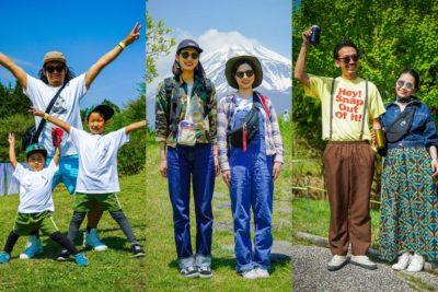 富士山をバックに多様なコンテンツと絶景キャンプを楽める!初開催「FUJI&SUN'19」会場フォトレポ&来場者スナップ