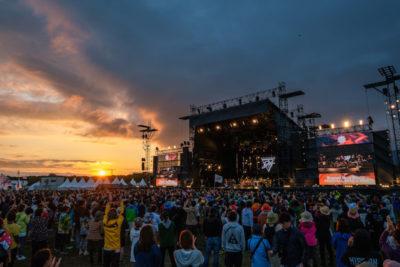 【RISING SUN ROCK FESTIVAL】2020年のRSRは8月14日(金) 〜15日(土)に開催決定