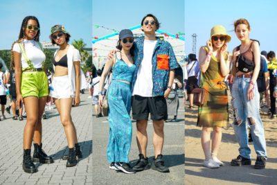 【SUMMER SONIC 2019】20周年を彩ったサマソニ来場者ファッションスナップ